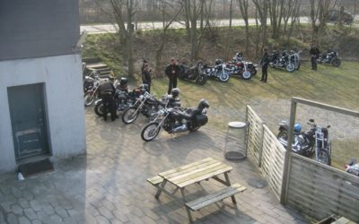 Sæsonstart for motorcykler i Thisted