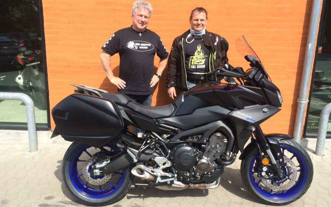 Endnu en ny motorcykel i klubben