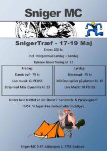 Træf hos Sniger MC @ Bedsted Thy | Danmark
