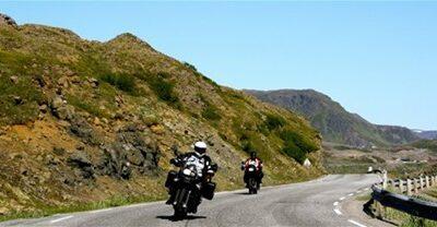 Motorcykle ture / Foto run.